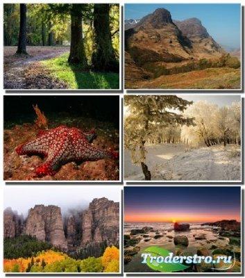79 Удивительных пейзажей природы (часть 44)