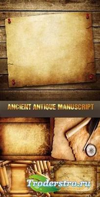 Древние античные рукописи - фоны (HQ)