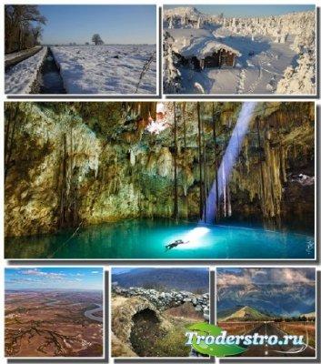 Великолепные красоты природы земли (Часть 5)