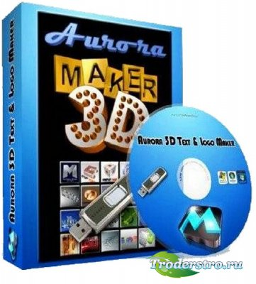 Aurora 3D Text & Logo Maker 12.01161916 Portable by punsh