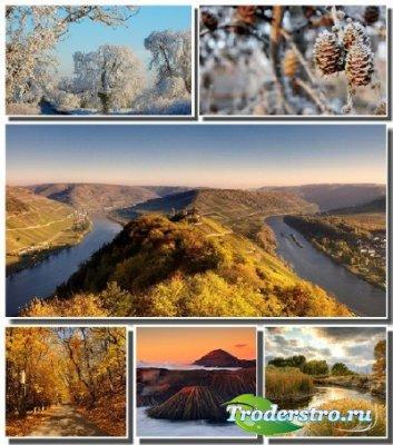 Великолепные красоты природы земли (Часть 6)