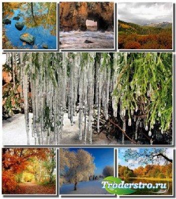 Новые пейзажи очаровательной природы (2012)