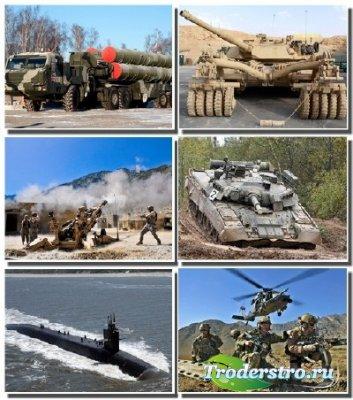 Обои - Мощь и сила военной техники
