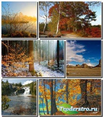 Новые пейзажи очаровательной природы (Часть 3)