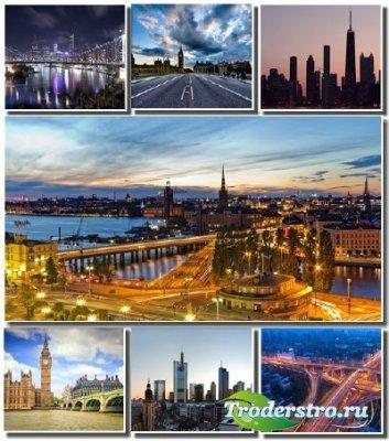 Красивые города нашей планеты 2012 (Часть 3)