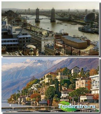 Красивые города нашей планеты (Часть 4)
