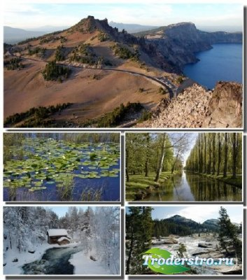 Новые пейзажи очаровательной природы (Часть 4)