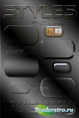 Прозрачные  стили  для Photoshop / Transparent styles for Photoshop