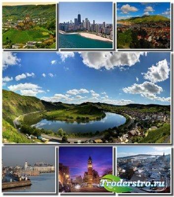 Красивые города нашей планеты (Часть 6)