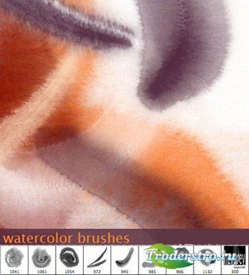 Водяной цвет - Кисти