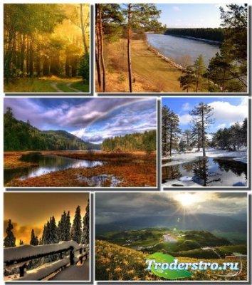 Великолепные красоты природы земли (Часть 12)
