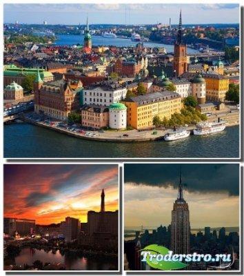 Красивые города нашей планеты (Часть 9)