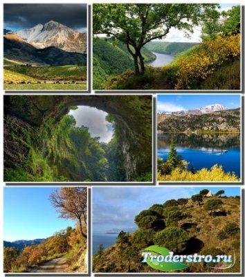 Новые пейзажи очаровательной природы (Часть 6)