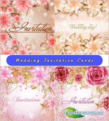 Свадебные пригласительные lt b gt открытки lt b gt с lt b gt розовыми lt b gt