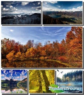 Великолепные красоты природы земли (Часть 13)