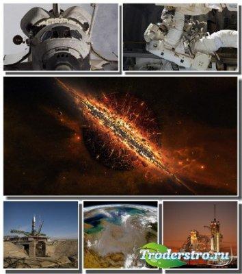 Огромные просторы вселенной на обоях для монитора (Часть 2)
