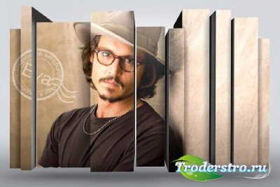 Рамочка для photoshop - 3D графика