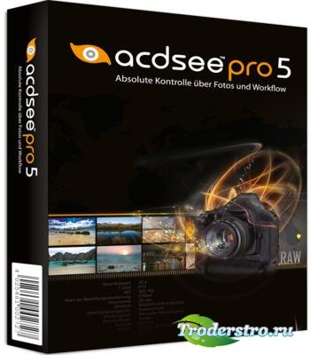 ACDSee Pro 5.2.157 RePack by SPecialiST (07.05.2012) ML