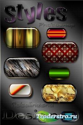 Дизайн стили для Photoshop 3 / Design styles for Photoshop 3