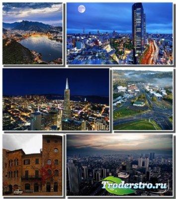 Красивые города нашей планеты (Часть 14)