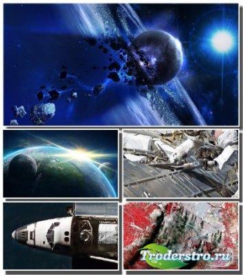 Огромные просторы вселенной на обоях для монитора (Часть 3)