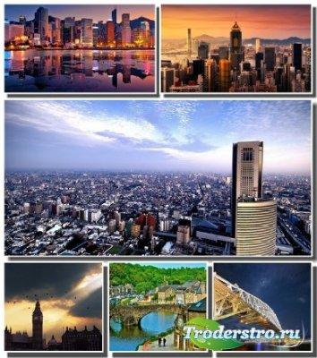 Красивые города нашей планеты (Часть 15)