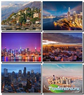 Красивые города нашей планеты (Часть 16)