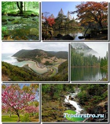 Новые пейзажи очаровательной природы (Часть 9)