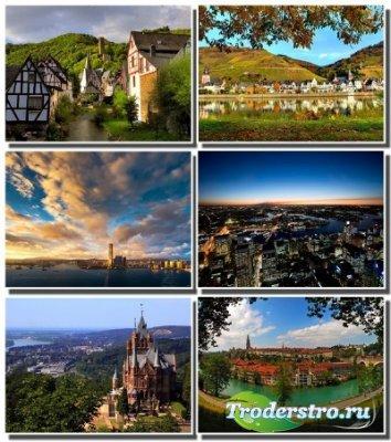 Красивые города нашей планеты (Часть 17)