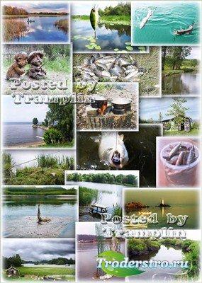 Рыбалка, рыба, рыбацкие клёвые места