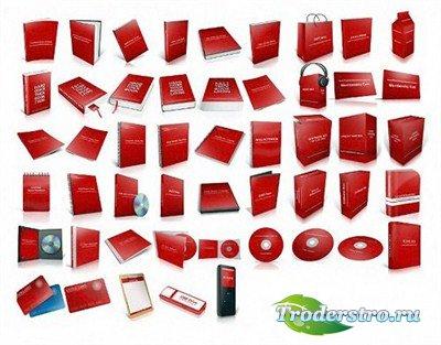 50 экшенов для фотошоп - Делаем обложки книг и коробок для превью