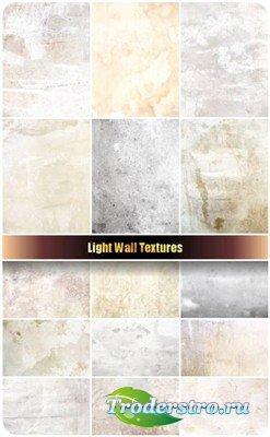 Коллекция текстур в светлых тонах
