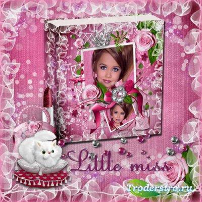 Фотокнига - Litlle miss