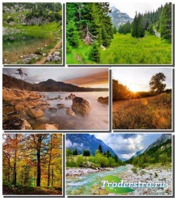 Новые пейзажи очаровательной природы (Часть 11)