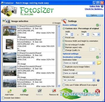 Fotosizer 1.36.0.524 Portable