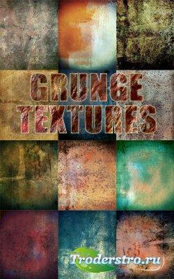 Набор гранжевых текстур