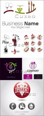 Логотипы для вашей компании, часть 2 - векторный клипарт