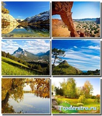 Новые пейзажи очаровательной природы (Часть 13)
