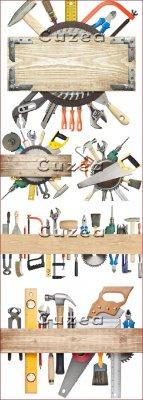 Инструменты строителя - Stock photo
