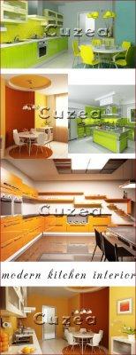 Современная кухня - Stock photo