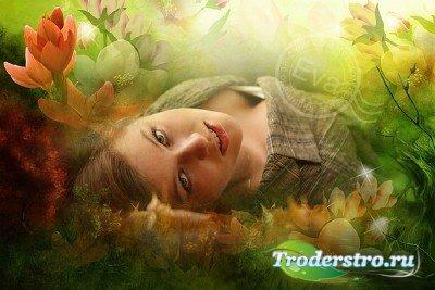 Фоторамка - Осенняя тишина