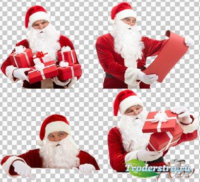 Клипарт - Санта Клаус
