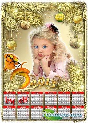 Календарь на 2013 год - Новогодние чудеса
