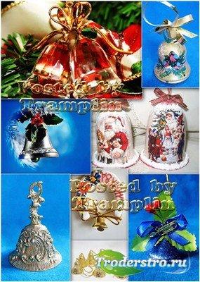 Зазвенел колокольчик рождественский