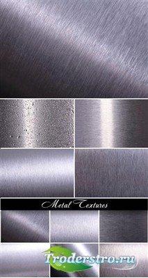 Следы полировки на металле (коллекция текстур)