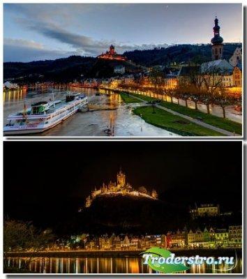 Подборка обоев с величественными замками разных стран (Часть 8)