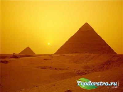 Обои для рабочего стола - Древний Египет (2013) JPG
