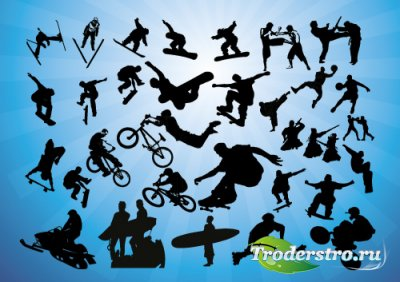 Спортивные стили в дизайне