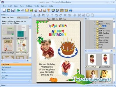 Picture Collage Maker Pro 3.3.8.3611 Portable