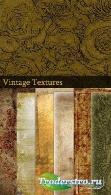Текстуры – Винтажный узор